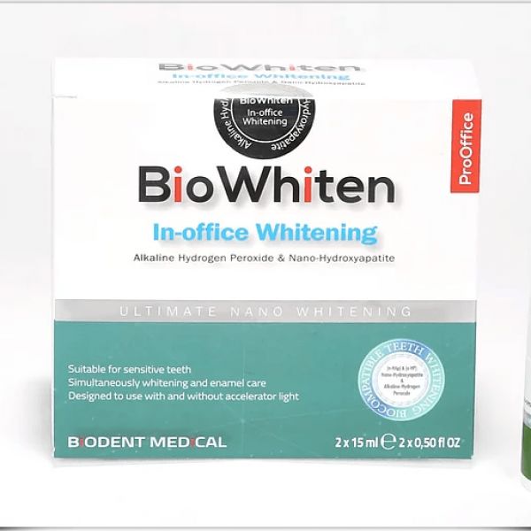BioWhiten ProOffice ➡️1 час ⏱➡️КРИСТАЛНО БЕЛИ ЗЪБИ. ?
