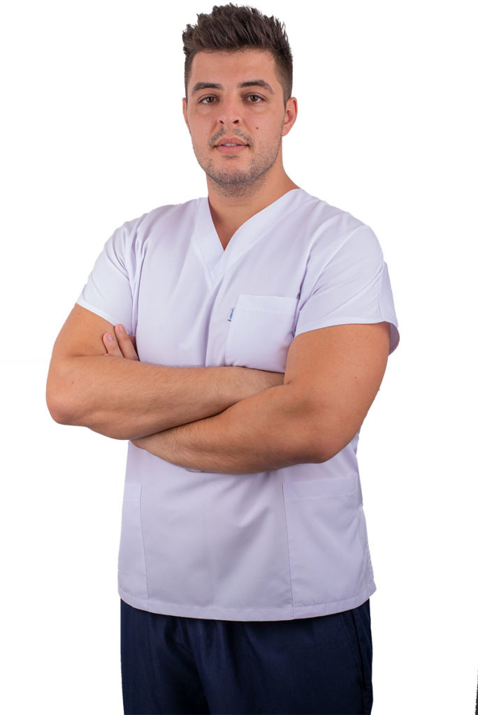 Nikos | Дентална Клиника Saliev Dental Care