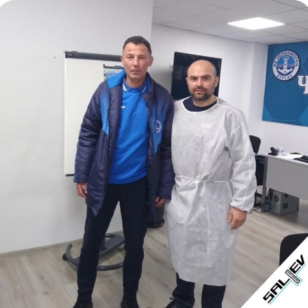 Дентална клиника ст град Ерхан Салиев
